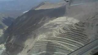 duo discus xt aaw pelambres copper mine chile 2010