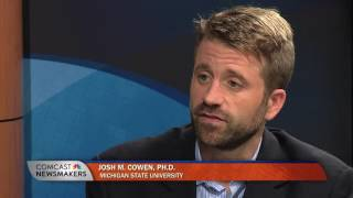 Dr. Josh Cowen - Associate Professor, Dept. of Educational Administration,  MSU
