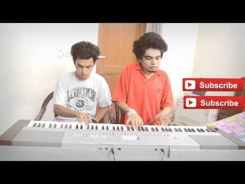 Muskurane Ki Wajah - Citylights | PIANO DUET