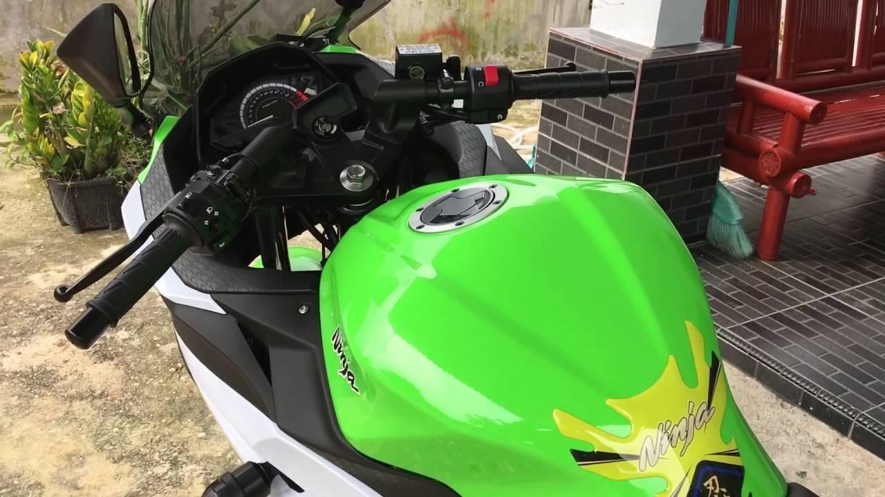 My New Ninja 250 Fi Abs Se Youtube