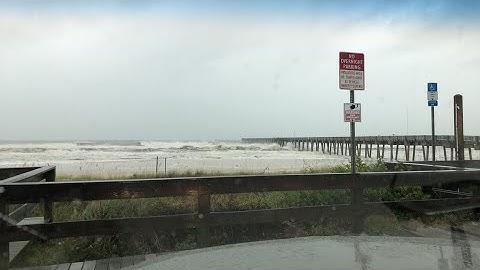 LIVE — Category 4 Hurricane Michael in Panama City, FL