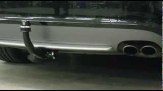 Audi A5 / Audi S5 Detachable towbar