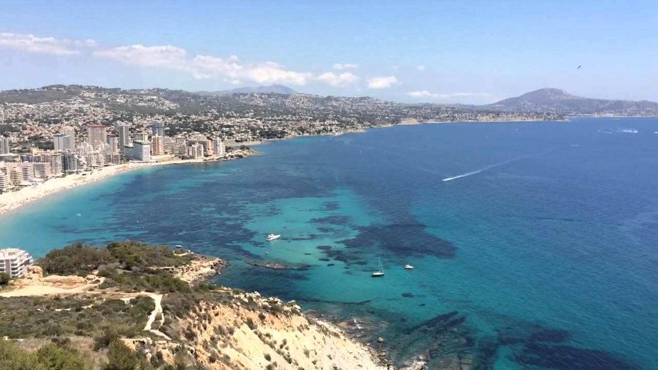 pen de ifach el mejor mirador del mar mediterrneo