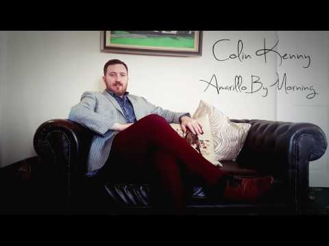 Amarillo By Morning - George Strait cover by Colin Kenny
