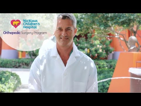 Meet Craig Spurdle, MD - The Orthopedic Surgery Program At Nicklaus Children's Hospital