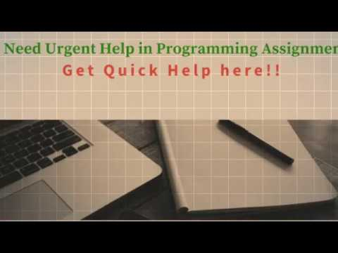 quick programming assignment help programming assignment help  quick programming assignment help programming assignment help