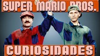 Curiosidades Super Mario Bros (1993)