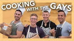 Cooking with the Gays (ft. my friends!)