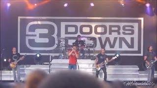 3 Doors Down @ Gröna Lund, Stockholm, Sweden - June 7, 2013