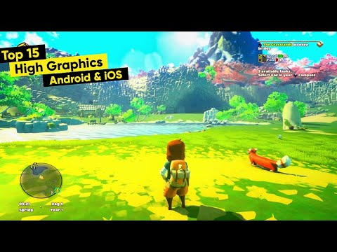 Top 10 High Graphics Games For Android & IOS 2020 [Offline/Online]