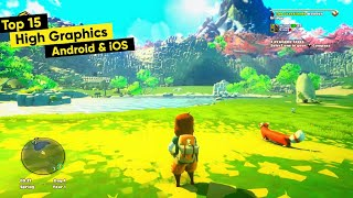 Top 15 Best High Graphics Games for Android & iOS [Offline/Online] 2020 | Top 10 New Games of 2020