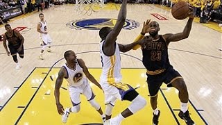 2015 NBA Finals: Top 10 Defensive Plays