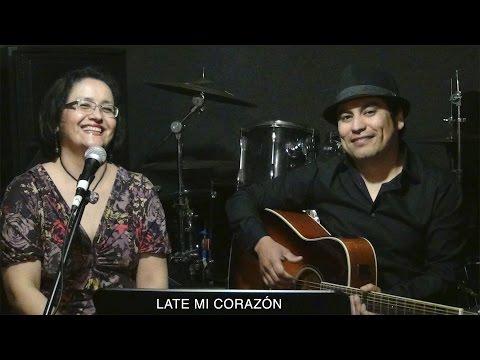 MONICA CURTO with ABEL AJQUIY | Late Mi Corazón - My Heart Beats