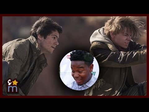Maze Runner: The Death Cure MUST-SEE Moment According to Dexter Darden | Interview
