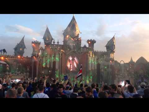 Tomorrowland 2015 | Martin Garrix - Proxy vs. Lean On