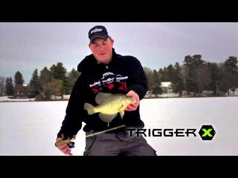 Trigger X Ice Creature Baits