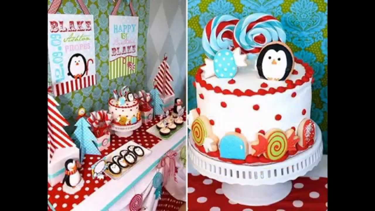 Easy 1st birthday party decorations ideas for boys - YouTube