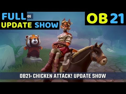 (2019) Realm Royale OB21 - Full Update Show (timestamps in description)
