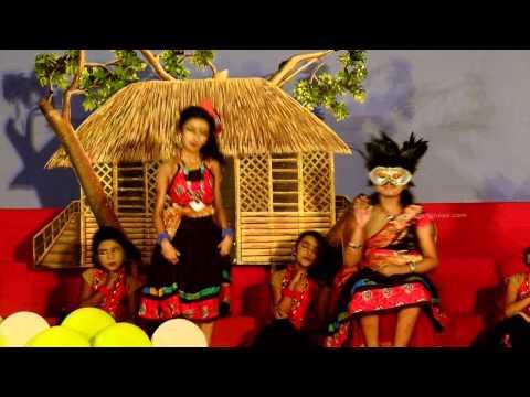 thane nane by students of donbosco school puthupally