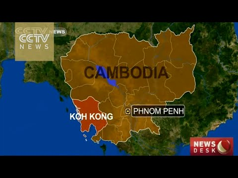 Chinese-built dam begins operation in Cambodia