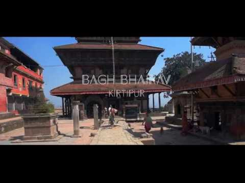 A cinematic glimpse of Bagh Bhairab : kirtipur