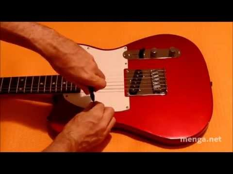 squier telecaster classic vibe neck pickup test doovi. Black Bedroom Furniture Sets. Home Design Ideas