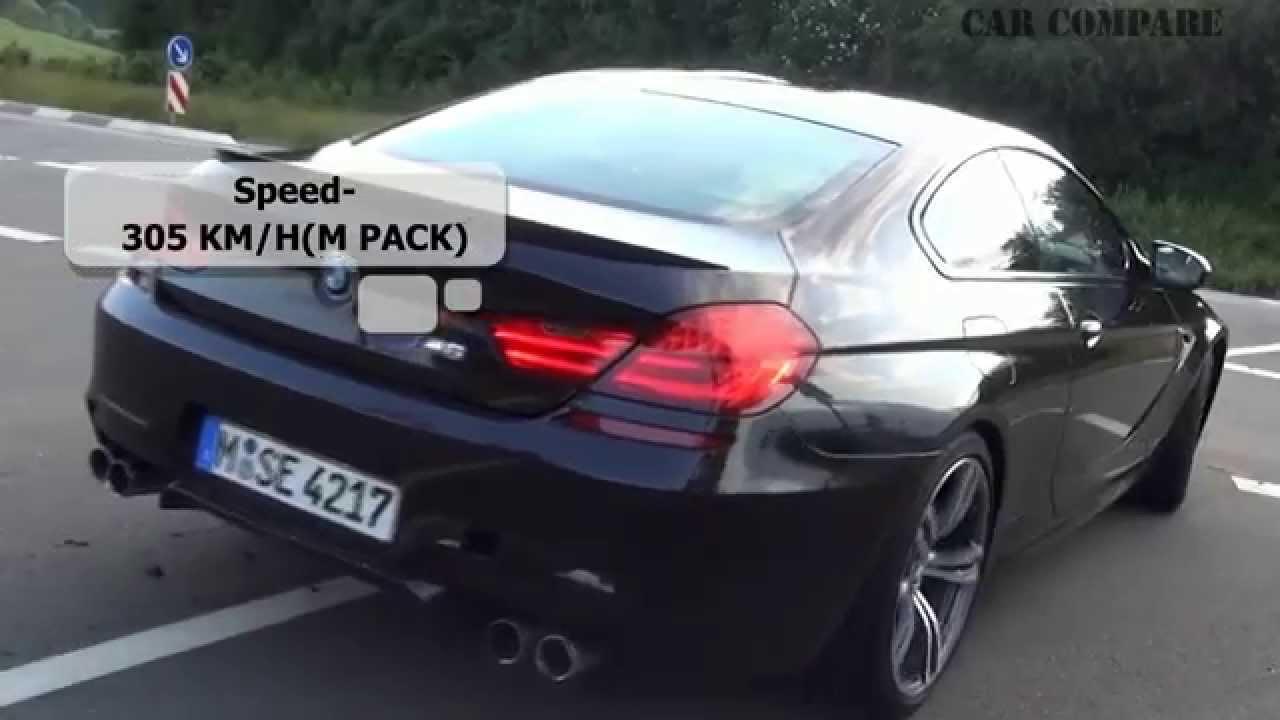 Bmw M6 Gran Coupe Vs Maserati Granturismo Mc Youtube