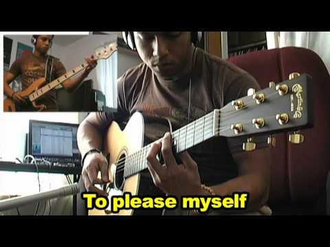 NIrvana - Polly karaoke / instrumental cover