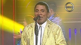 """Joe Arroyo puso a bailar a todos en Yo Soy al ritmo de """"Las cajas"""""""