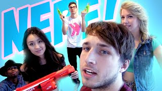 SUBSCRIBE TO SMOSH 2ND ▻▻ http://smo.sh/S2ndSub SEXY POLE DANCING! ▻▻ http://smo.sh/SV-PoleDance We have a ridiculous amount of Nerf guns ...