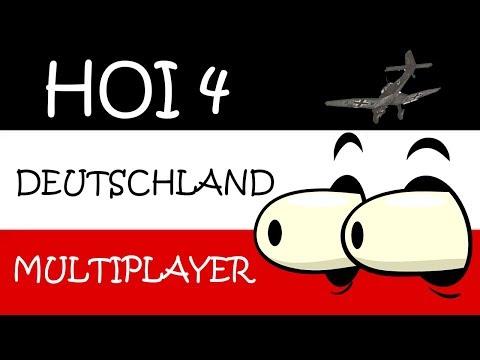 Hearts of Iron 4 Multiplayer - Danzig oder Krieg - Strategie #1