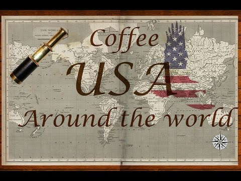 American Coffee- History of Coffee in The United States of America