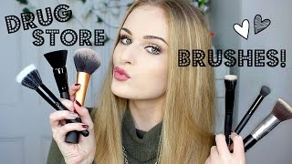 BEGINNERS BRUSH GUIDE | Face Brushes!
