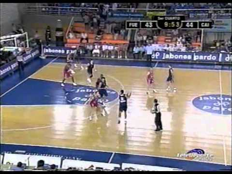 CAI Zaragoza-Baloncesto Fuenlabrada 2004-05