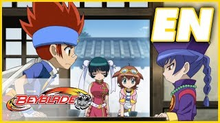 Beyblade Metal Masters: The Third Man - Ep.59
