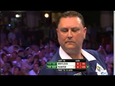 Darts - Kevin Painter can't see it