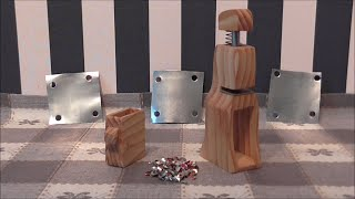 Creativeobsin Nr.34 : Wooden Hole Press