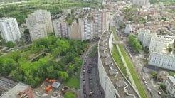 EXCELLENT : 10 Quartiers de l'Ile de France filmer du ciel  'Drone'