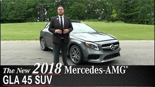 Review: All-New 2018 Mercedes-AMG GLA 45 SUV - Minneapolis, Minnetonka, Wayzata, MN