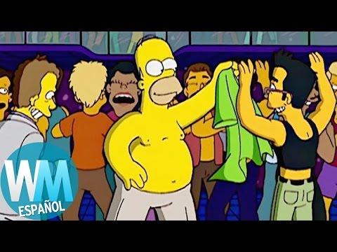 ¡top 10 episodios polémicos de caricaturas!