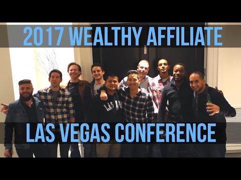 Wealthy Affiliate - 2017 Las Vegas Conference