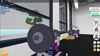 We become students (Roblox)