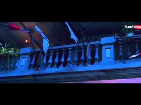 Kung Fu Hustle Clip Chinese Zither(GuZheng)