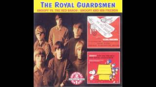 "Royal Guardsman ""Any Wednesday"" 1967"