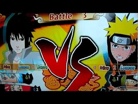 Naruto Shippuden Ultimate Ninja Storm Generations Sasuke (Ultimate Y Despertar)