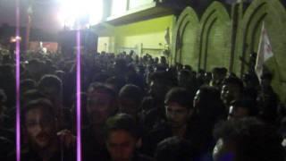 Anjuman-e-Sirtaaj-e-Imamat recite noha on SHAAM-E-GAREBAAN 10th muharram 2012  kis ko sambhalay