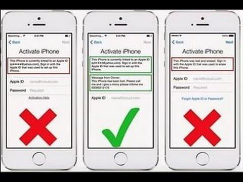 Скачать программу для разблокировки айфона айклауд
