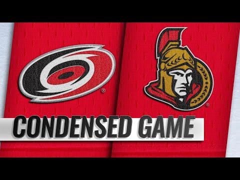 02/12/19 Condensed Game: Hurricanes @ Senators