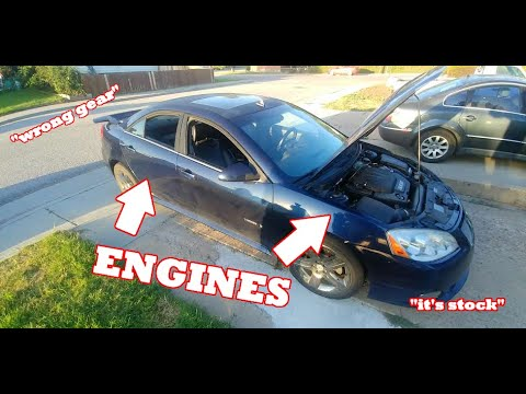 Duel-Engine Pontiac G6 Is Backyard Engineering At Its Best