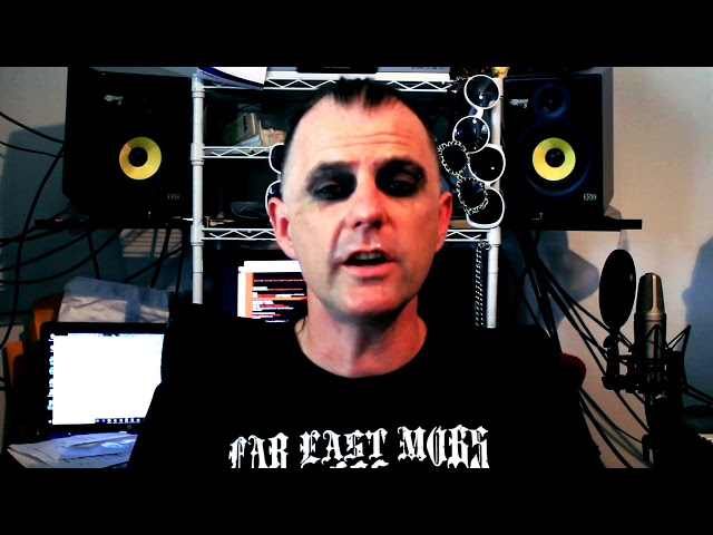 ANGELSPIT'S PATREON: SONG WRITING FROM HELL!